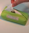 Taschentuchspender Schnittmuster
