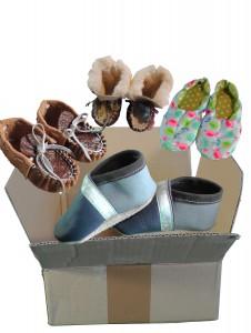 Schuhe Schnittmuster MEGA Paket
