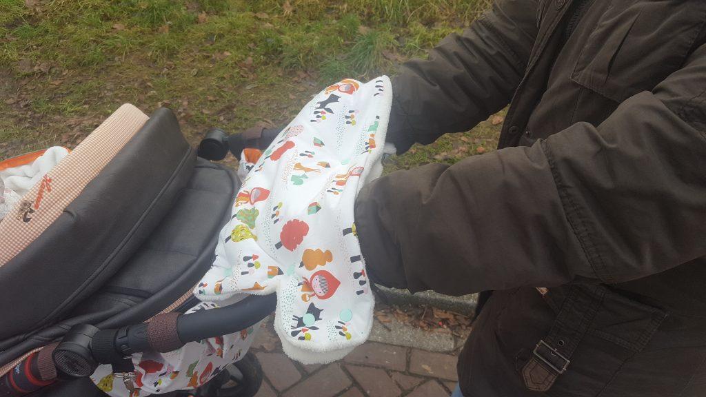 Fertig Kinderwagenmuff